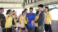 อาจารย์โรงเรียนสายปัญญารังสิต นำนักเรียนที่เลือกแผนการเรียนสายเกษตร จำนวน 9 คน เข้าเยี่ยมชมการเรียนการสอนของคณะเทคโนโลยีการเกษตร วันที่ 12 มิถุนายน 2555 เพื่อให้นักเรียนได้รับความรู้และประสบการณ์ตรงจากแหล่งเรียนรู้ที่มีคุณภาพ คุณทวีวัตน์ อารีย์พงศา ผู้จัดการหน่วยบ่มเพาะวิสาหกิจ มทร.ธัญบุรี นำทีมภรรยาผู้ว่าราชการจังหวัดหนองคาย เข้าเยี่ยมชมเทคโนโลยีการแปรรูปอาหารผลิตภัณฑ์เนื้อสัตว์ คณะเทคโนโลยีการเกษตร วันที่ 15 มิถุนายน 2555 ณ สาขาวิทยาศาสตร์และเทคโนโลยีอาหาร