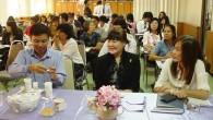 คณะเทคโนโลยีคหกรรมศาสตร์ จัดอบรมทดสอบมาตรฐานวิชาชีพ(สาขาช่างดอกไม้) ระหว่างวันที่ 3 – 8 เมษายน 2555 ณ อาคาร 3 คณะเทคโนโลยีคหกรรมศาสตร์ มหาวิทยาลัยเทคโนโลยีราชมงคลธัญบุรี