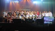 ภาพกิจกรรม RMUTT Freshy Night เมื่อวันที่ 8 กรกฎาคม 2555 ณ หอประชุมใหญ่มหาวิทยาลัยเทคโนโลยีราชมงคลธัญบุรี
