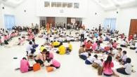 กลุ่มทำนุบำรุงศิลปวัฒนธรรม สำนักงานอธิการบดี มหาวิทยาลัยเทคโนโลยีราชมงคล(มทร.)ธัญบุรี จัด การแข่งขันวาดภาพระบายสีโครงการศิลปวัฒนธรรมไทยเทิดไท้องค์ราชัน โดยได้รับความสนใจจากนักเรียน นักศึกษาเป็นจำนวนมาก ณ ห้องประชุมรินลอุบล มทร.ธัญบุรี