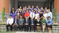 คณะศิลปศาสตร์ มหาวิทยาลัยเทคโนโลยีราชมงคล(มทร.)ธัญบุรี จัดพิธีปัจฉิมนิเทศและมอบประกาศนียบัตรแก่นักศึกษาจาก Yunnan Normal University รุ่นที่ 5 ในโอกาสที่สำเร็จการศึกษาตามหลักสูตร ณ คณะศิลปศาสตร์ มทร.ธัญบุรี