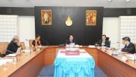การตรวจติดตามการประกันคุณภาพภายใน (SAR) เมื่อวันที่ 15 สิงหาคม 2555 ห้องประชุมมังคลอุบล ชั้น 1 อาคารเฉลิมพระเกียรติ 48 พระชันษา สมเด็จพระเทพรัตนราชสุดาฯ สยามบรมราชกุมารี มหาวิทยาลัยเทคโนโลยีราชมงคลธัญบุรี