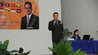 สภาคณาจารย์และข้าราชการ มหาวิทยาลัยเทคโนโลยีราชมงคล(มทร.)ธัญบุรี จัดโครงการประชุมสามัญวิชาการประจำปี ของคณาจารย์และข้าราชการ บุคลากร มทร.ธัญบุรี เรื่อง AEC : การอุดมศึกษาไทย เพื่อเสนอรูปแบบการเปลี่ยนแปลงของมหาวิทยาลัยฯ ก่อนเข้าสู่ AECโดยมีร้อยตำรวจเอก ดร.นิติภูมิ นวรัตน์ เป็นวิทยากร เมื่อวันที่ 21 สิงหาคม 2555 ณ ห้องประชุมรินลอุบล มทร.ธัญบุรี
