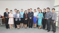 รศ.ดร.นำยุทธ สงค์ธนาพิทักษ์ อธิการบดี มหาวิทยาลัยเทคโนโลยีราชมงคล(มทร.)ธัญบุรี มอบรางวัลแก่นักวิจัยจากโครงการอบรมเพื่อพัฒนานักวิจัยและประกวดผลงานสิ่งประดิษฐ์ เมื่อวันที่ 24 สิงหาคม 25555 จัดโดยสถาบันวิจัยและพัฒนา มทร.ธัญบุรี