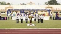 ภาพถ่ายพิธีปิดถ่ายโดย : Arakorn Fotoถ่ายเมื่อวันที่ 9 กุมภาพันธ์ 2556 จัดทำอัลบั้มภาพโดย : งานพัฒนาและเผยแพร่ข้อมูลเว็บไซต์ สำนักวิทยบริการและเทคโนโลยีสารสนเทศ มทร.ธัญบุรี
