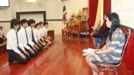 โครงการประกวดมารยาทไทย เมื่อวันที่ 13 กุมภาพันธ์ 2556 เวลา 12.00-13.00 น. ณ ห้องประชุมวิทยาบงกช คณะวิทยาศาสตร์และเทคโนโลยี  ภาพถ่ายโดย : คณะวิทยาศาสตร์และเทคโนโลยี จัดทำอัลบั้มภาพโดย : งานพัฒนาและเผยแพร่ข้อมูลเว็บไซต์ สำนักวิทยบริการและเทคโนโลยีสารสนเทศ มทร.ธัญบุรี
