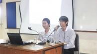 สาขาวิชาวิทยาการคอมพิวเตอร์ จัดปัจฉิมนิเทศ ประจำปี 2555 เมื่อวันที่ 26 มกราคม 2556  ภาพถ่ายโดย : คณะวิทยาศาสตร์และเทคโนโลยี จัดทำอัลบั้มภาพโดย : งานพัฒนาและเผยแพร่ข้อมูลเว็บไซต์ สำนักวิทยบริการและเทคโนโลยีสารสนเทศ มทร.ธัญบุรี