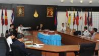 ประชุมโครงการบริหารจัดการเพื่อการประหยัดพลังงานในวันจันทร์ที่ 1 เมษายน 2556 เวลา 14.30 น.ณ ห้องประชุมมังคลอุบล ชั้น 1 ระหว่าง 1. มหาวิทยาลัยเทคโนโลยีราชมงคลธัญบุรี 2. การไฟฟ้าส่วนภูมิภาค 3. กรมพลังงานทดแทนและอนุรักษ์พลังงาน 4. มหาวิทยาลัยราชภัฎสุราษฏร์ธานี 5. มหาวิทยาลัยราชภัฎนครศรีธรรมราช ภาพถ่ายโดย : กองประชาสัมพันธ์ จัดทำอัลบั้มภาพโดย : งานพัฒนาและเผยแพร่ข้อมูลเว็บไซต์ สำนักวิทยบริการและเทคโนโลยีสารสนเทศ มทร.ธัญบุรี