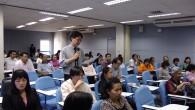 โครงการสัมมนางานวิชาการมหาวิทยาลัยกับสังคม วันที่ 30 พฤษภาคม 2556 ณ ห้อง Seminar 4-1 อาคารวิทยบริการ สำนักวิทยบริการและเทคโนโลยีสารสนเทศ มหาวิทยาลัยเทคโนโลยีราชมงคลธัญบุรี วิทยากรโดย ดร.กฤษณพงศ์ กีรติกร นายกสภามหาวิทยาลัยเทคโนโลยีราชมงคลล้านนา  ภาพถ่ายโดย : สำนักวิทยบริการและเทคโนโลยีสารสนเทศ จัดทำอัลบั้มภาพโดย : งานพัฒนาและเผยแพร่ข้อมูลเว็บไซต์ สำนักวิทยบริการและเทคโนโลยีสารสนเทศ มทร.ธัญบุรี