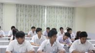 ภาพกิจกรรมโครงการสอนปรับความรู้พื้นฐานวิชาคณิตศาสตร์ ประจำปีการศึกษา 2556 ระหว่างวันที่ 20 – 27 พฤษภาคม 2556  ภาพถ่ายโดย : คณะวิทยาศาสตร์และเทคโนโลยี จัดทำอัลบั้มภาพโดย : งานพัฒนาและเผยแพร่ข้อมูลเว็บไซต์ สำนักวิทยบริการและเทคโนโลยีสารสนเทศ มทร.ธัญบุรี