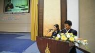 วันที่ 30 พฤษภาคม 2556 ณ หอประชุมใหญ่ มหาวิทยาลัยเทคโนโลยีราชมงคลธัญบุรี