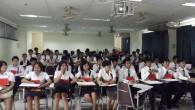 โครงการปรับพื้นฐานของภาควิชาคณิตศาสตร์และวิทยาการคอมพิวเตอร์ คณะวิทยาศาสตร์และเทคโนโลยี มหาวิทยาลัยเทคโนโลยีราชมงคลธัญบุรี ประจำปีการศึกษา 2556 วันพุธที่ 29 พฤษภาคม 2556 (สำหรับนักศึกษาใหม่)  ภาพถ่ายโดย : คณะวิทยาศาสตร์และเทคโนโลยี จัดทำอัลบั้มภาพโดย : งานพัฒนาและเผยแพร่ข้อมูลเว็บไซต์ สำนักวิทยบริการและเทคโนโลยีสารสนเทศ มทร.ธัญบุรี
