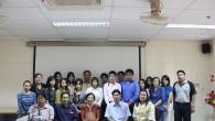 คณะวิทยาศาสตร์และเทคโนโลยี จัดปฐมนิเทศนักศึกษา ระดับปริญญาโท ประจำปีการศึกษา 2556 วันเสาร์ที่ 1 มิถุนายน 2556 ณ ห้องประชุม sc1306 คณะวิทยาศาสตร์และเทคโนโลยี มทร.ธัญบุรี  ภาพถ่ายโดย : คณะวิทยาศาสตร์และเทคโนโลยี จัดทำอัลบั้มภาพโดย : งานพัฒนาและเผยแพร่ข้อมูลเว็บไซต์ สำนักวิทยบริการและเทคโนโลยีสารสนเทศ มทร.ธัญบุรี