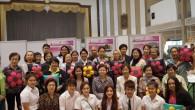 """งานวันครบรอบสถาปนามหาวิทยาลัยเทคโนโลยีราชมงคลธัญบุรี """"มทร.ธัญบุรี สร้างสรรค์วิชาการ สร้างงานสู่สังคม"""" วันที่ 20 มกราคม 2557  ภาพถ่ายโดย : คณะเทคโนโลยีคหกรรมศาสตร์ มหาวิทยาลัยเทคโนโลยีราชมงคลธัญบุรี จัดทำอัลบั้มภาพโดย : งานพัฒนาและเผยแพร่ข้อมูลเว็บไซต์ สำนักวิทยบริการและเทคโนโลยีสารสนเทศ มทร.ธัญบุรี"""