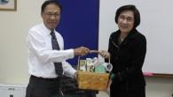 พิธีลงนามความร่วมมือทางการศึกษาและพัฒนาทรัพยากรมนุษย์ ระหว่าง คณะวิทยาศาสตร์และเทคโนโลยี มทร.ธัญบุรี กับ บริษัท บี.อี.มารูบิซิ (ประเทศไทย) จำกัด ผู้ช่วยศาสตราจารย์ ดร.สิริแข พงษ์สวัสดิ์ คณบดีคณะวิทยาศาสตร์และเทคโนโลยี มหาวิทยาลัยเทคโนโลยีราชมงคลธัญบุรี และ คุณประสงค์ หงษ์ทอง กรรมการผู้จัดการ บริษัท บี.อี.มารูบิซิ (ประเทศไทย) จำกัด ร่วมลงนามบันทึกความร่วมมือทางการศึกษาและพัฒนาทรัพยากรมนุษย์ ในวันอังคารที่ 7 มกราคม 2557 ณ ห้องประชุมคณบดีคณะวิทยาศาสตร์และเทคโนโลยี คณะวิทยาศาสตร์และเทคโนโลยี...