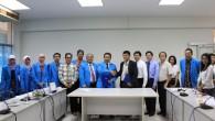 คณะเทคโนโลยีการเกษตร ลงนามหนังสือความตกลง(Letter of Agreement (LOA))กับ State Polytechnik of Jember ประเทศอินโดนีเซีย เมื่อวันที่ 17 เมษายน 2557 ณ ห้องประชุมอินทนิล 2 อาคารสำนักงานคณบดี และจัดเลี้ยงรับรองต้อนรับอาจารย์พร้อมแสดงความยินดีกับนักศึกษาที่จะครบกำหนดโครงการแลกเปลี่ยน  ภาพถ่ายโดย : คณะเทคโนโลยีการเกษตร มหาวิทยาลัยเทคโนโลยีราชมงคลธัญบุรี จัดทำอัลบั้มภาพโดย : งานพัฒนาและเผยแพร่ข้อมูลเว็บไซต์ สำนักวิทยบริการและเทคโนโลยีสารสนเทศ มทร.ธัญบุรี