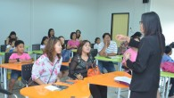 โรงเรียนสาธิตนวัตกรรม มหาวิทยาลัยเทคโนโลยีราชมงคล(มทร.)ธัญบุรี จัดกิจกรรมปฐมนิเทศและประชุมผู้ปกครองนักเรียนชั้นประถมศึกษาปีที่ 1-3 ณ โรงเรียนสาธิตนวัตกรรม มหาวิทยาลัยเทคโนโลยีราชมงคล(มทร.)ธัญบุรี  ภาพถ่ายโดย : กองประชาสัมพันธ์ มหาวิทยาลัยเทคโนโลยีราชมงคลธัญบุรี จัดทำอัลบั้มภาพโดย : งานพัฒนาและเผยแพร่ข้อมูลเว็บไซต์ สำนักวิทยบริการและเทคโนโลยีสารสนเทศ มทร.ธัญบุรี