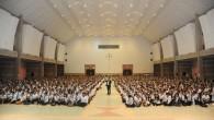 รศ.ดร.ประเสริฐ ปิ่นปฐมรัฐ อธิการบดีมหาวิทยาลัยเทคโนโลยีราชมงคล(มทร.)ธัญบุรี เป็นประธานในพิธีเปิดงานปฐมนิเทศนักศึกษาใหม่ ประจำปีการศึกษา ๒๕๕๗ พร้อมกับพูดคุย ทักทายนักศึกษาอย่างเป็นกันเอง ณ หอประชุม มทร.ธัญบุรี วันที่ ๓๐ กรกฎาคม ๒๕๕๗  ภาพถ่ายโดย : กองประชาสัมพันธ์ มหาวิทยาลัยเทคโนโลยีราชมงคลธัญบุรี จัดทำอัลบั้มภาพโดย : งานพัฒนาและเผยแพร่ข้อมูลเว็บไซต์ สำนักวิทยบริการและเทคโนโลยีสารสนเทศ มทร.ธัญบุรี