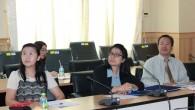 ผู้ช่วยศาสตราจารย์ ดร.สิริแข พงษ์สวัสดิ์ คณบดีคณะวิทยาศาสตร์และเทคโนโลยี มหาวิทยาลัยเทคโนโลยีราชมงคล(มทร.)ธัญบุรี และคุณเทเวศน์ คมใส กรรมการผู้จัดการบริษัท ไซเอ็นซ์ เมจิก โกรว์ จำกัด ร่วมลงนามความร่วมมือทางการศึกษา และการพัฒนาทรัพยากร เมื่อวันพฤหัสบดีที่ 18 กันยายน 2557 ณ ห้องประชุม SC1217 คณะวิทยาศาสตร์และเทคโนโลยี