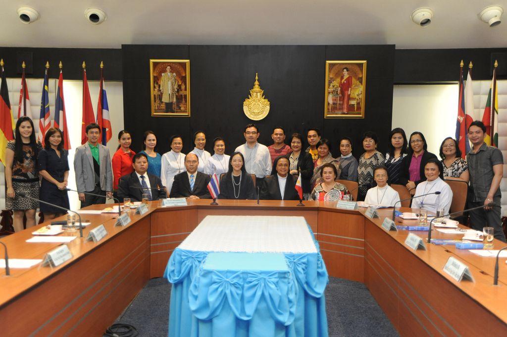 มทร.ธัญบุรี หารือแนวทางการลงนามความร่วมมือ กับประเทศฟิลิปปินส์