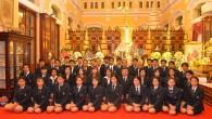 รศ.ดร.ประเสริฐ ปิ่นปฐมรัฐ อธิการบดีมหาวิทยาลัยเทคโนโลยีราชมงคลธัญบุรี พร้อมด้วยคณะผู้บริหาร คณาจารย์ เจ้าหน้าที่และนักศึกษา มทร.ธัญบุรี วางพวงมาลา ถวายแด่สมเด็จพระญาณสังวร สมเด็จพระสังฆราช สกลมหาสังฆปริณายก เนื่องในโอกาสครบรอบ 1 ปี แห่งการสิ้นพระชนม์ และเป็นเจ้าภาพในพิธีสวดพระอภิธรรมพระศพ สมเด็จพระญาณสังวร สมเด็จพระสังฆราช สกลมหาสังฆปริณายก ณ พระตำหนักเพ็ชร วัดบวรนิเวศวิหาร  ภาพถ่ายโดย : กองประชาสัมพันธ์ มหาวิทยาลัยเทคโนโลยีราชมงคลธัญบุรี จัดทำอัลบั้มภาพโดย : งานพัฒนาและเผยแพร่ข้อมูลเว็บไซต์...