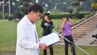 """ภาพบรรยากาศ งานเดินวิ่งการกุศล """"ราชมงคลธัญบุรีสัมพันธ์ ครั้งที่ 15 """" วันที่ 7 กุมภาพันธ์ 2558 ณ มหาวิทยาลัยเทคโนโลยีราชมงคลธัญบุรี ภาพถ่ายโดย:กองประชาสัมพันธ์มหาวิทยาลัยเทคโนโลยีราชมงคลธัญบุรี จัดทำอัลบั้มภาพโดย:กลุ่มบริการสารสนเทศ ฝ่ายพัฒนาและเผยแพร่เว็บไซต์ สำนักวิทยบริการและเทคโนโลยีสารสนเทศ มทร.ธัญบุรี"""