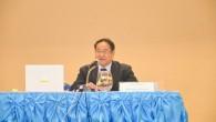 """เปิดโครงการ – รศ.ดร.ประเสริฐ ปิ่นปฐมรัฐ อธิการบดีมหาวิทยาลัยเทคโนโลยีราชมงคล (มทร.) ธัญบุรี เป็นประธานในพิธีเปิดโครงการ """"ข้าราชการไทยไร้ทุจริต"""" ที่ มทร.ธัญบุรี ร่วมกับ สำนักงานคณะกรรมการป้องกันและปราบปรามการทุจริตในภาครัฐ (ป.ป.ท.) จัดขึ้น ณ ห้องประชุมรินลอุบล มทร.ธัญบุรี  ภาพถ่ายโดย:กองประชาสัมพันธ์ มหาวิทยาลัยเทคโนโลยีราชมงคลธัญบุรี จัดทำอัลบั้มภาพโดย:กลุ่มบริการสารสนเทศ ฝ่ายพัฒนาและเผยแพร่เว็บไซต์ สำนักวิทยบริการและเทคโนโลยีสารสนเทศ มทร.ธัญบุรี"""