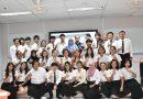 โครงการอบรมเชิงปฏิบัติการเพื่อพัฒนาทักษะการนำเสนอผลงานทางด้านคณิตศาสตร์ให้กับนักศึกษา  วันที่ 24 มิ.ย. 2559
