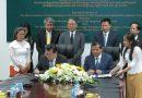 ลงนามในบันทึกข้อตกลงความร่วมมือเพื่อการพัฒนาบุคลากรด้านการท่องเที่ยวและการโรงแรมในประเทศกัมพูชา  เมื่อวันที่ 7 มีนาคม 2560 ณ กรุงพนมเปญ ประเทศกัมพูชา
