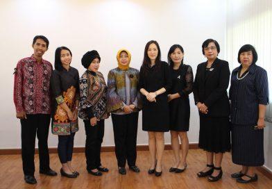 รับรองผู้บริหารจาก University of Bhayangkara Surabaya