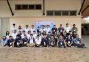 พิธีเปิดโครงการอบรมเชิงปฏิบัติการ iWDC, iSFC, iCPC และพิธีลงนามบันทึกข้อตกลงร่วมกับ Hokkaido Information University ประเทศญี่ปุ่น เมื่อวันที่ 29 สิงหาคม 2560