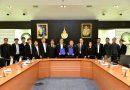 บริษัท ซีพีเอฟ (ประเทศไทย) จำกัด (มหาชน) ลงนามในบันทึกข้อตกลงความร่วมมือกับ มทร.ธัญบุรี เมื่อวันที่ 8 กันยายน 2560