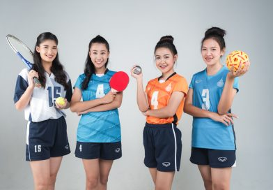 RMUTT Presenter ปี 2560 – ชุดกีฬา (Sport)