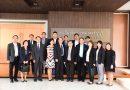 ภาพบรรยากาศการต้อนรับคณะผู้บริหารจาก  National Pingtung University of Science and Technology ประเทศไต้หวัน วันที่ 14 มีนาคม 2561