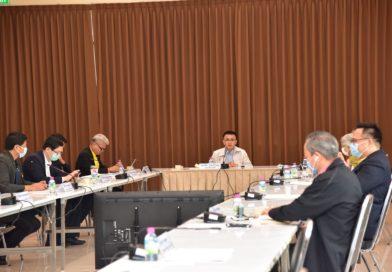 การประชุมจัดทำแผนเฉพาะด้านพัฒนานักศึกษา มหาวิทยาลัยเทคโนโลยีราชมงคลธัญบุรี